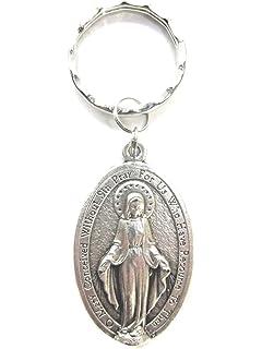 Amazon.com: ST THOMAS THE Apostle medalla Italia llavero ...