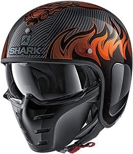 SHARK Helmets S-DRAK Carbon Dagon Helmet