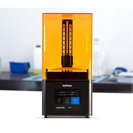 Zortrax Inkspire Impresora 3D + Ultrasonic Cleaner: Amazon.es ...