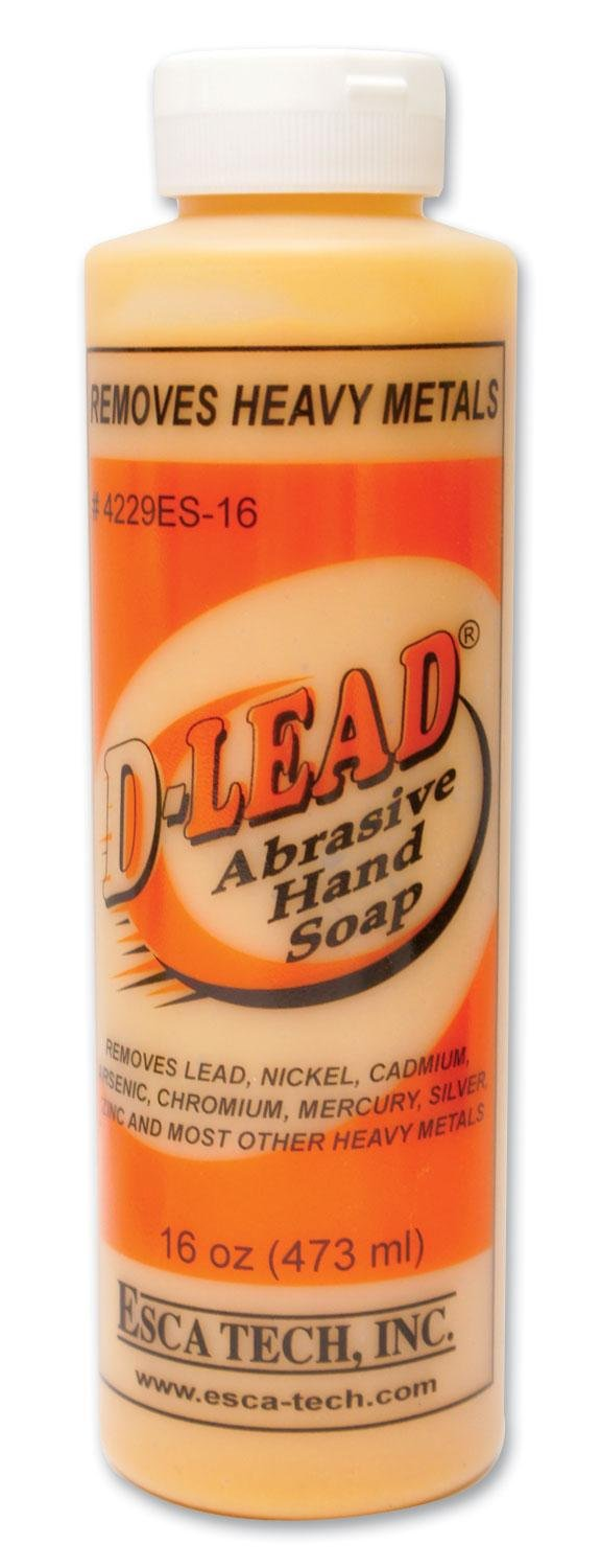 D-Lead Abrasive Hand Soap - 16oz product image