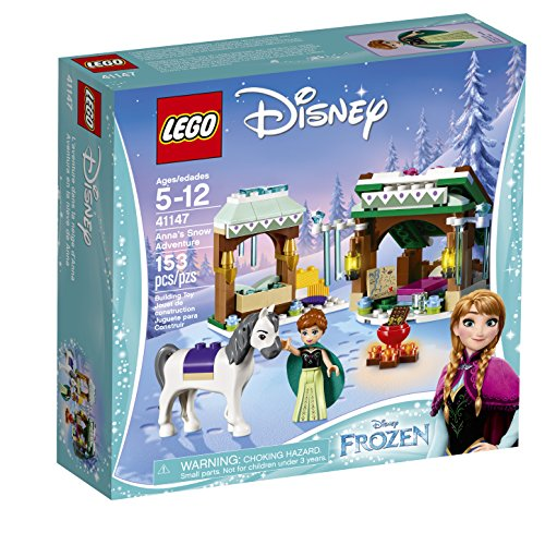 LEGO l Disney Frozen Anna's Snow Adventure 41147, Disney Princess (Disney Frozen Princess)