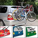 Universal Rear Mounted 3 Bicycle Car...
