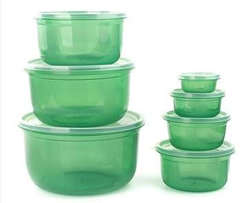 Kühlschrank Aufbewahrungsbox : Frische box kühlschrank aufbewahrungsbox kunststoff lunch box