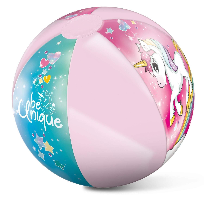 Mondo- Hinchable Piscina Balon Playa Unicornio Brazaletes y ...
