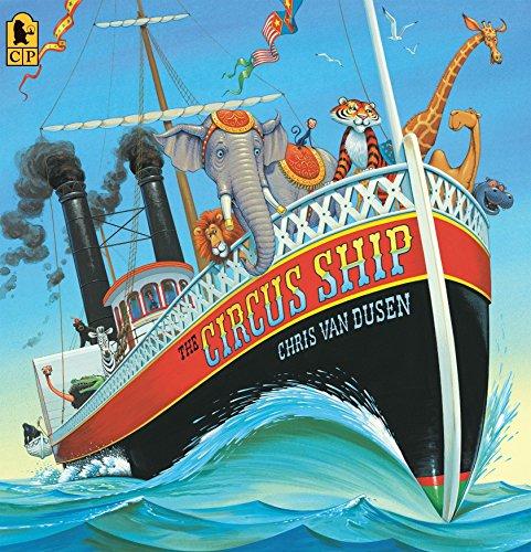 The Circus Ship Big Book (Candlewick Press Big Book)