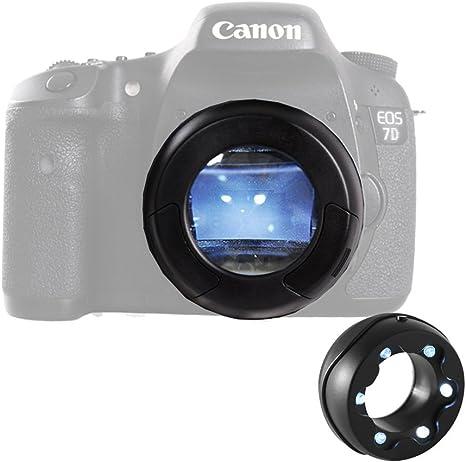 Micnova MQ-7 X Lupa de Sensor para cámara: Amazon.es: Electrónica