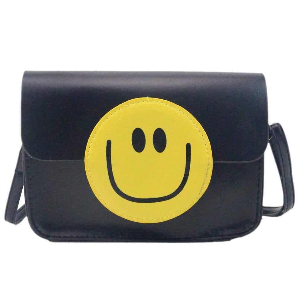 Amazon.com: Women Fashion Emoji Handbag Shoulder Bag Small ...
