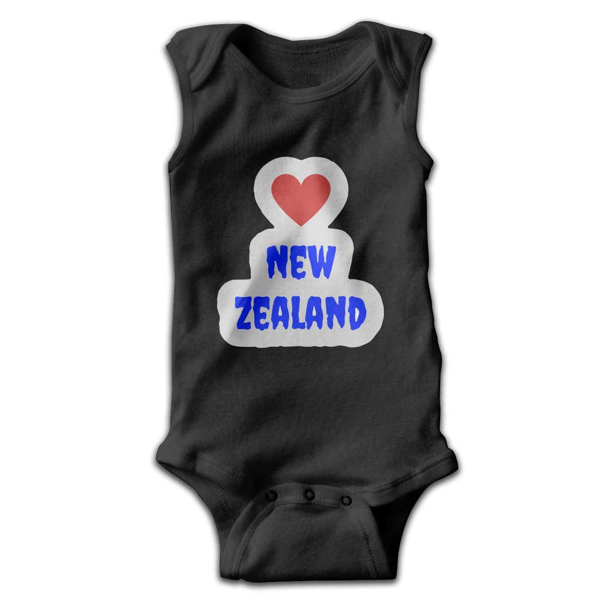Newborn Love New Zealand Sleeveless Baby Clothes Playsuit 100/% Cotton