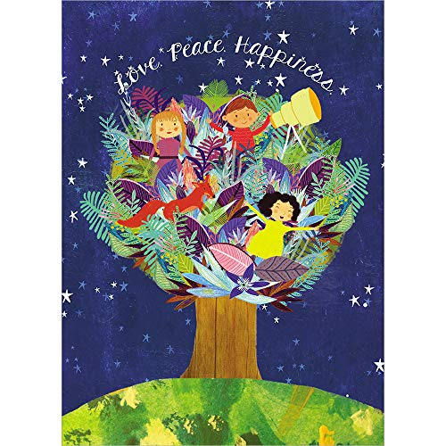 Tree-Free Greetings Holiday and New Year