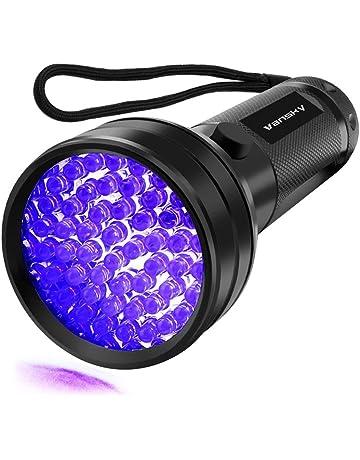 832351a130a UV Flashlight Black light UV Lights
