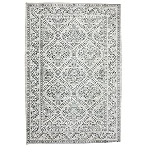 Mohawk Serenity Augustine Butter Pecan Area Rug, 8'x11'