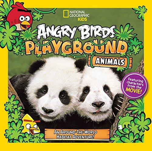 Angry Birds Playground: Animals: An Around-the-World Habitat Adventure for $<!---->