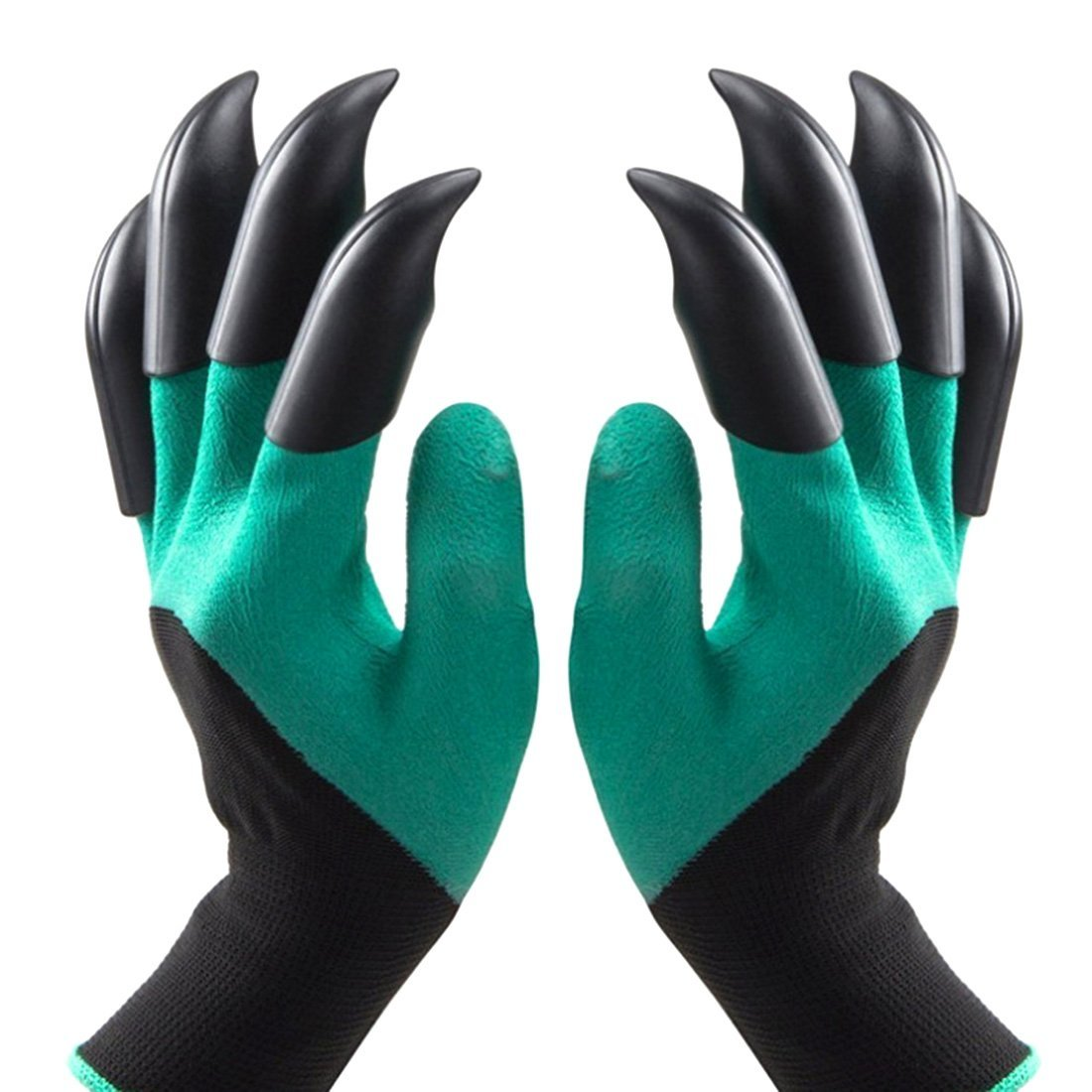 Gardening Gloves With Claws Waterproof Durable Easy Garden Planting Hand Protection Tool For Digging and Planting