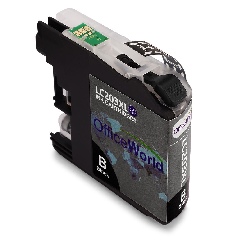 Office World Compatible Ink Cartridge Replacement for Brother LC203XL 10 Pack,Compatible with Brother MFC-J480DW MFC-J880DW MFC-J460DW MFC-J4620DW MFC-J4420DW MFC-J5520DW MFC-J680DW MFC-J5720DW by Office World (Image #2)