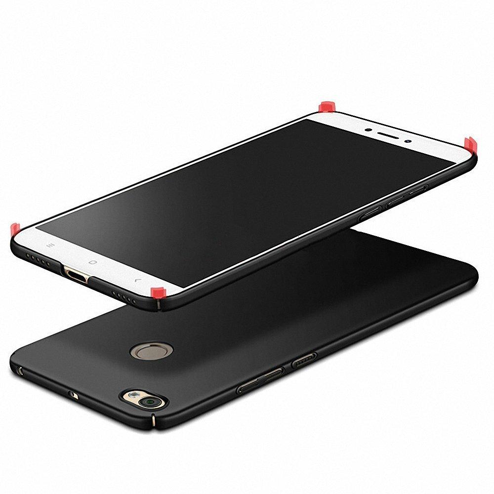 azul NAVT Xiaomi Redmi Note 5A Prime Funda,Ultrafino Estructura completamente rodeada la estructura de superficie mate Durable PC Protector tel/éfono funda para Xiaomi Redmi Note 5A Prime Smartphone