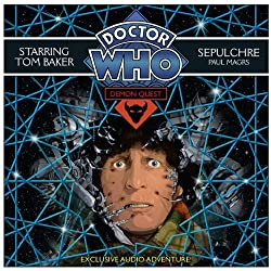 Doctor Who: Demon Quest 5 - Sepulchre