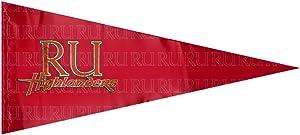 "KJKJSNBS NCAA Radford University RU Radford Highlanders Logo 12"" X 30"" Pennant Garden Flag"