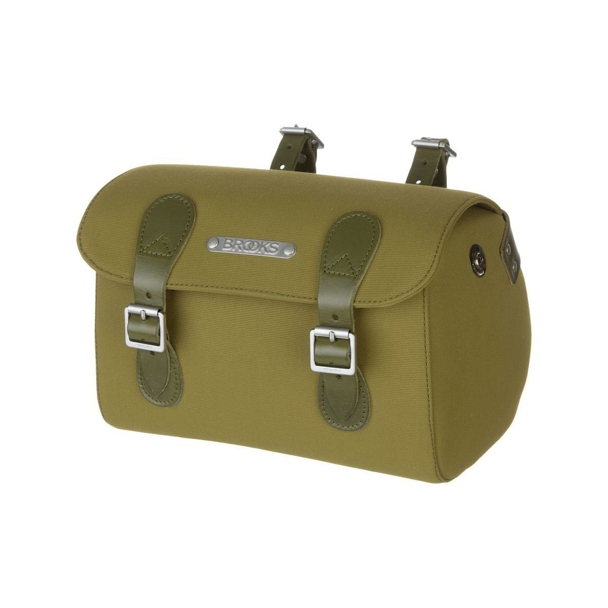Brooks England Millbrook Holdall Green/Olive, One Size