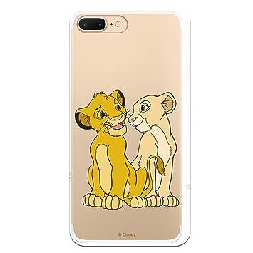 Fundas para iPhone 7 Plus y iPhone 8 Plus Oficiales del Rey León. Protege tu iPhone con Las Carcasas de los Personajes del Rey león - Licencia Oficial ...