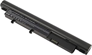 Laptop Battery for ACER Aspire 3410 3810 4410 4810 5410 5534 5538 5810 Aspire Timeline 3810 4810 5810 TravelMate 8371 8471 8571, 5200mAh/11.1V/6-Cells