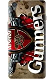 Noise Arsenal Gunners Printed Cover for OnePlus X