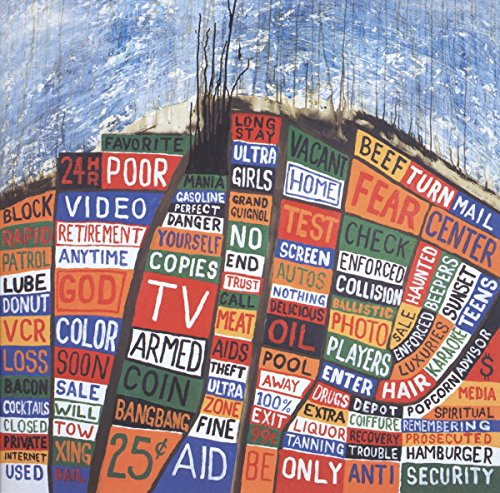 CD : Radiohead - Hail To The Thief (CD)