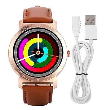 Naroote Smartwatch de Negocios,Amantes del Reloj Inteligente Reloj ...