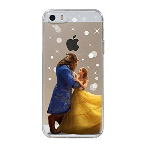 coque iphone 5 belle et la bete