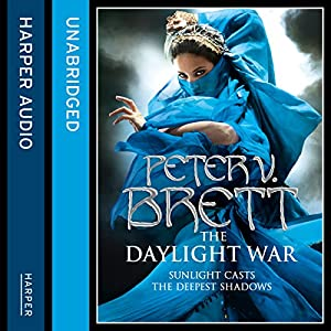 The Daylight War Hörbuch