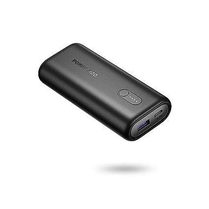 POWERADD EnergyCell II Power Bank 10000mAh PD 18W Cargador Portátil Batería Externa para iPhone,iPad, Samsung,Huawei,Xiaomi, y Otros ...