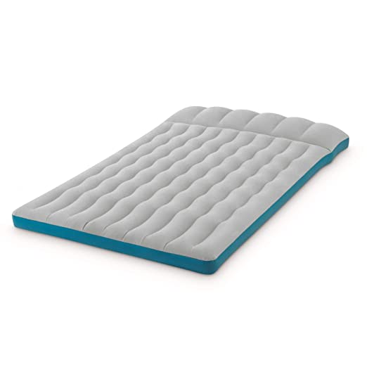 iDiffusion Airbed - Cama Hinchable para Camping (2 plazas): Amazon ...