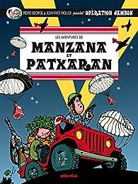 Les aventures de Manzana et Patxaran, tome 3 : Opération jambon par Jean-Yves Viollier