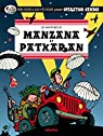 Les aventures de Manzana et Patxaran, tome 3 : Opération jambon par Viollier