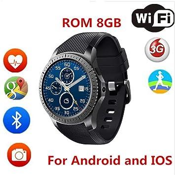 KDSFJIKUYB Smartwatch DM368 3G Smart Watch Android 5.1 GPS ...