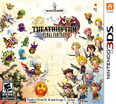 Theatrhythm Final Fantasy by Square Enix