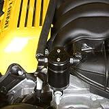 2011-2018 SRT 6.4L Hemi JLT Oil Separator 3.0 Passenger Side Black Anodized