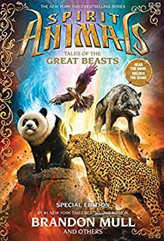 Tales of the Great Beasts 0545695163 Book Cover