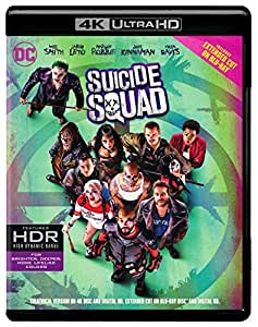 Suicide Squad (4K Ultra HD + Blu-ray + Digital HD)