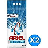 Ariel Laundry Powder Detergent Original Scent 6kgX2