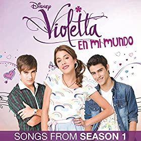 Amazon.com: Violetta: En Mi Mundo (Songs from Season 1 / Original