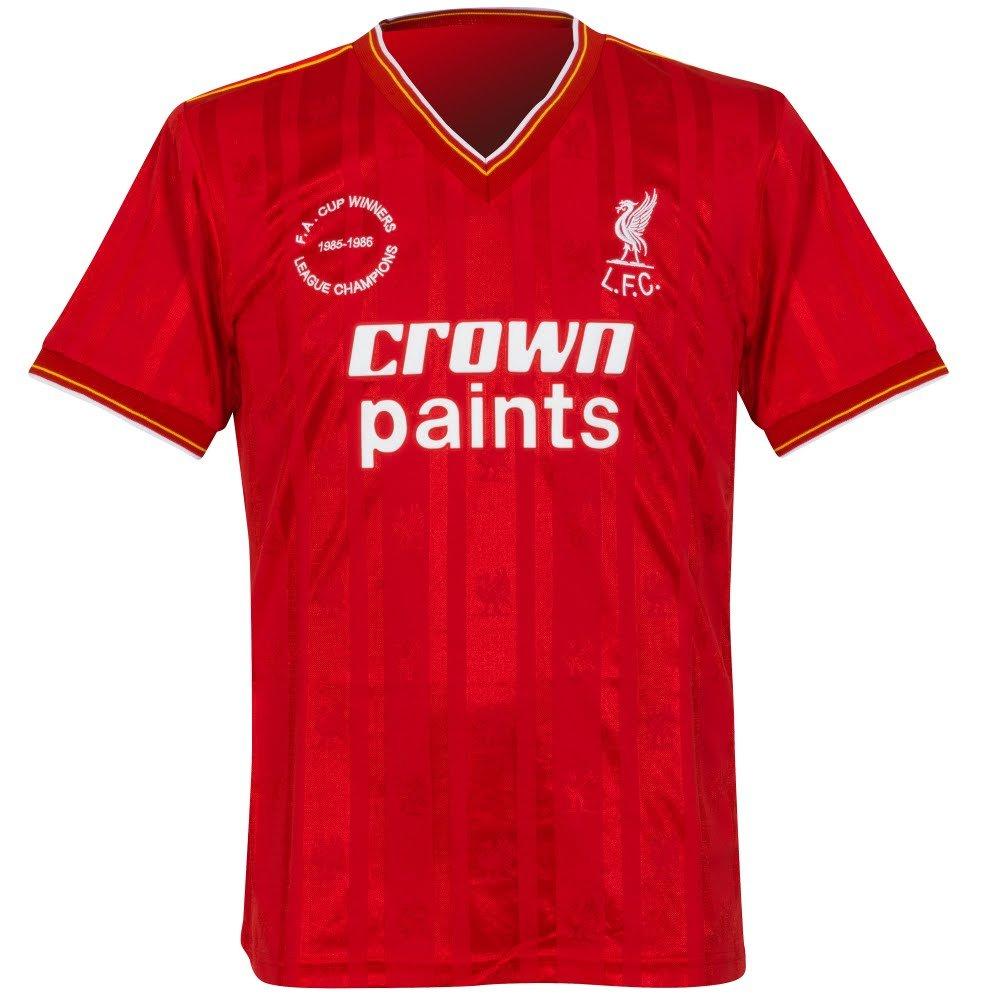 LFC 1986 Home Shirt Liverpool F.C.
