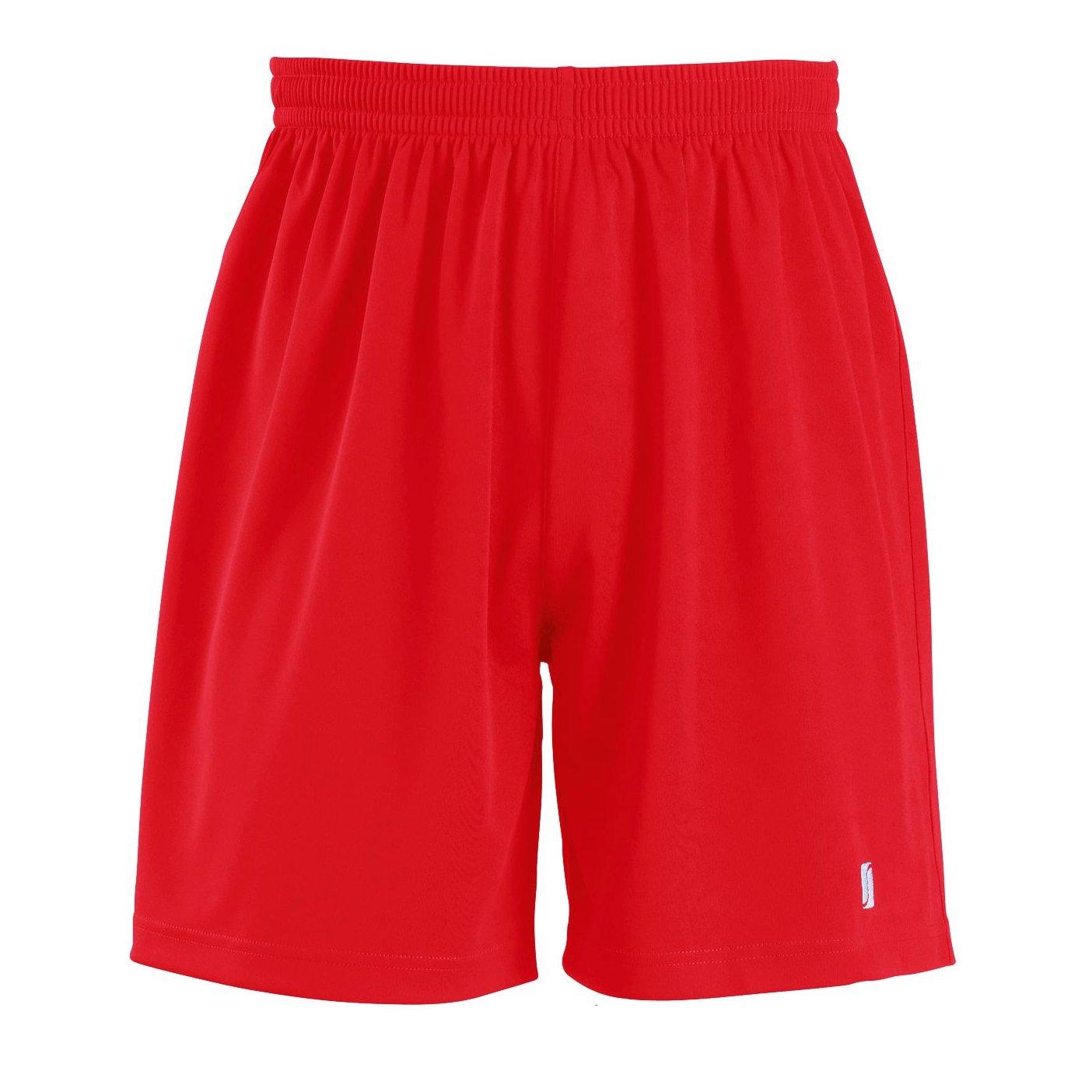 SOLS Mens San Siro 2 Sport Shorts
