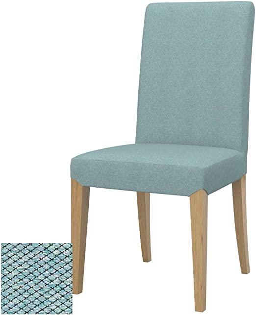 Soferia - IKEA HENRIKSDAL Funda Silla, Nordic Sea Green: Amazon.es ...