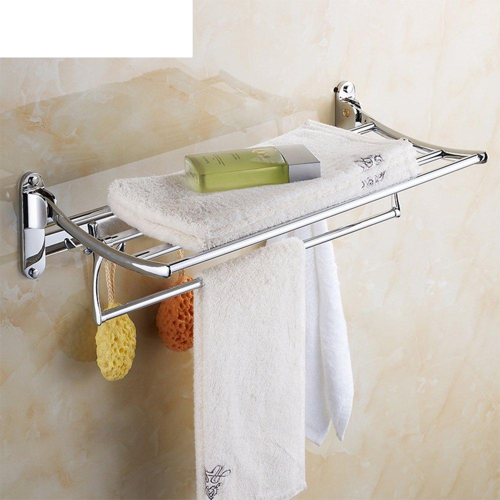 towel rack/ folding Towel rack/Stainless steel bathroom rack ...
