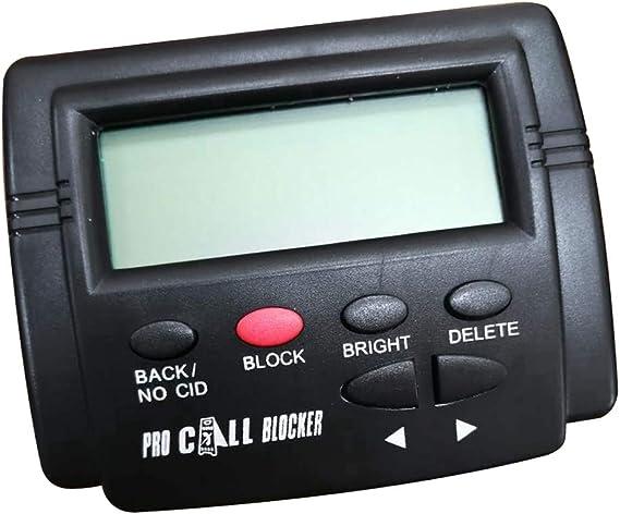 Pro Incoming Call Blocker for Telephone Landline 1500 Phone Numbers Capatity