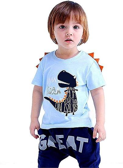 Blinvas chicos Camisetas del niño de manga corta Top, niños ...