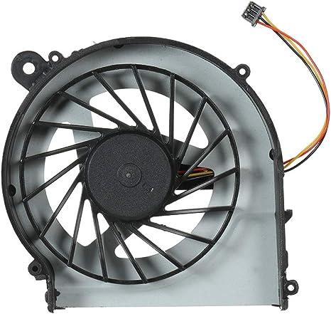 Docooler CPU Ventilador Refrigerador para HP G4 G6 G7 PC portátil ...