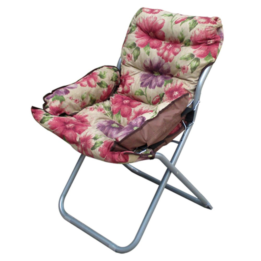 Klappstuhl Faltbarer Plattform-Stuhl/Falten Sun-Liege/Stuhl / Stuhl/Entspannungsstuhl / Multifunktions (8 Farben zur Auswahl) (Farbe : F)