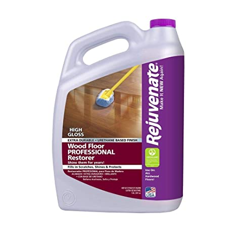 Amazon Rejuvenate 128 Oz Professional High Gloss Wood Floor