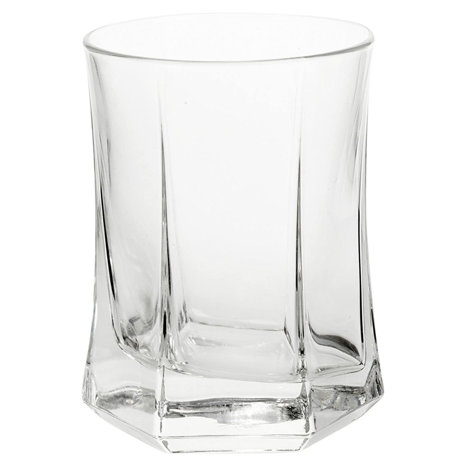 Bormioli Rocco Large Tumblers Drinking Glass Glasses Cups - Set of 6 - Made In Italy